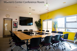Women's Center conference room