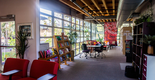 Women's Center Library