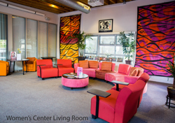 women's center living room