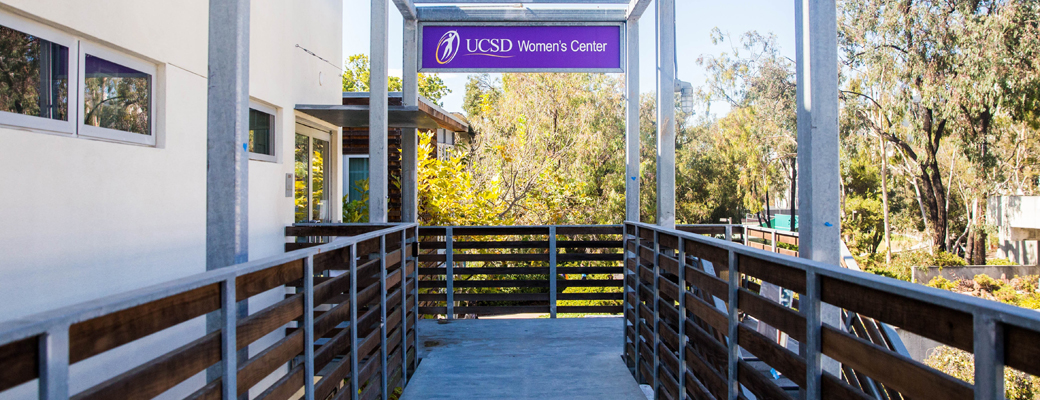 Women's Center Entrance